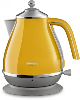 Delonghi-Capitals-Collection-New-York-Kettle on sale