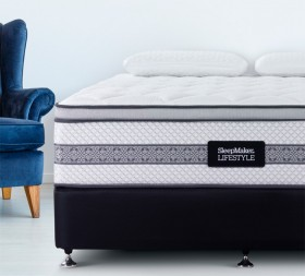 SleepMaker-Lifestyle-Taranto-in-Plush-or-Medium-Mattress on sale