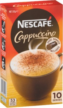 Nescaf-Coffee-Sachets-10-Pack-or-Gold-Sachets-6-Pack-8-Pack on sale