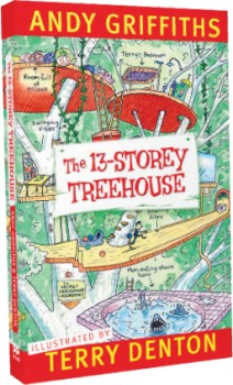 The-13-Storey-Treehouse-Book on sale