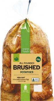 Australian-Brushed-Potatoes-4-kg-Pack on sale