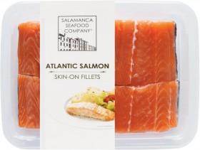 Salamanca-Seafood-Company-Australian-Atlantic-Salmon-Fillets-Skin-On-460g on sale