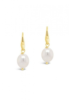 Fairfax-and-Roberts-Baroque-Pearl-Drop-Earring on sale