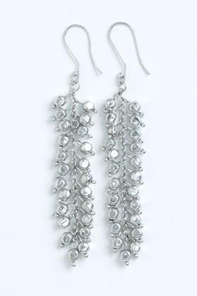 Cluster-Drop-Earrings on sale