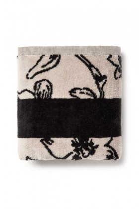 Floral-Velour-Hand-Towel on sale