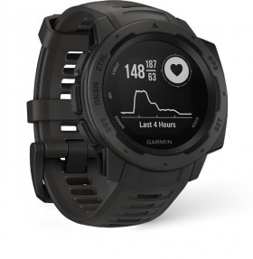 Garmin-Instinct-Sports-Watch-with-GPS-Graphite on sale