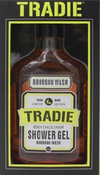 Tradie-Bourbon-Wash-Shower-Gel-460ml on sale