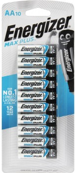 Energizer-10-Pack-AA-Max-Plus-Batteries on sale