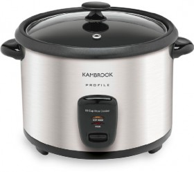 NEW-Kambrook-Rice-Cooker-10-Cup on sale
