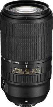 Nikon-Nikkor-AF-P-70-300mm-f4.5-6.3G-ED-VR-Sport-Lens on sale
