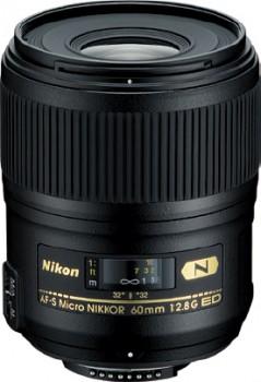 Nikon-Nikkor-AF-S-60mm-f2.8G-ED-Micro-Lens on sale
