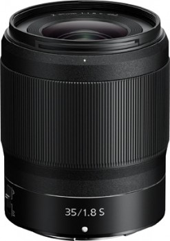 Nikon-Nikkor-Z-35mm-f1.8-S-Portrait-Lens on sale