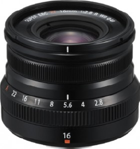 FujiFilm-XF16mm-f2.8-R-WR-Weather-Resistant-Wide-Lens on sale