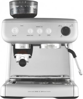 Sunbeam-Barista-Max-Espresso-Machine-Silver on sale