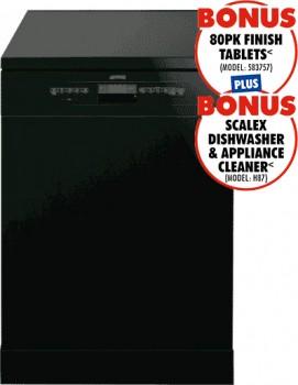 Smeg-60cm-Dishwasher-Black on sale