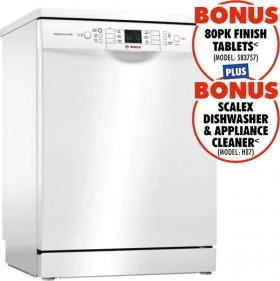 Bosch-Freestanding-Dishwasher-Series-4-White on sale
