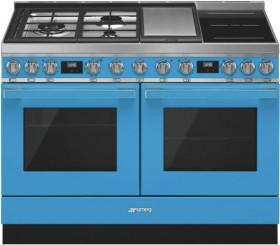 Smeg-Portofino-120cm-Dual-Fuel-Upright-Cooker on sale