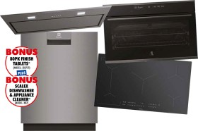 Electrolux-Cooking-Package on sale