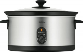 Sunbeam-SecretChef-5.5L-Slow-Cooker on sale