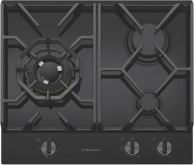 Westinghouse-60cm-Gas-Cooktop-Black on sale