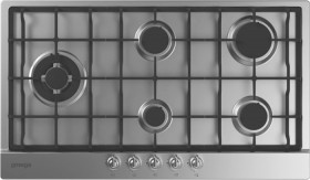 Omega-90cm-Gas-Cooktop-Stainless-Steel on sale