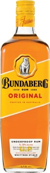 Bundaberg-Rum-U.P-1-Litre on sale