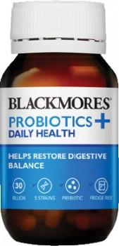 Blackmores-Probiotics-Daily-Health-90-Capsules on sale