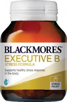 Blackmores-Executive-B-Stress-Formula-62-Tablets on sale