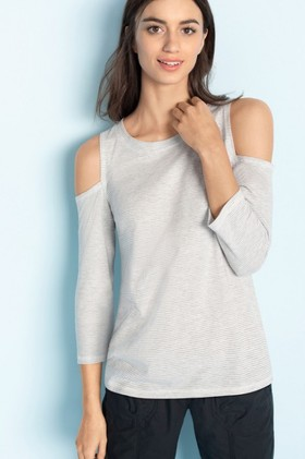 Emerge-Cut-Out-Tee on sale