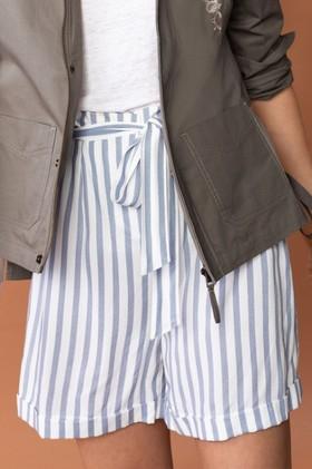 Emerge-Paperbag-Waist-Tie-Shorts on sale