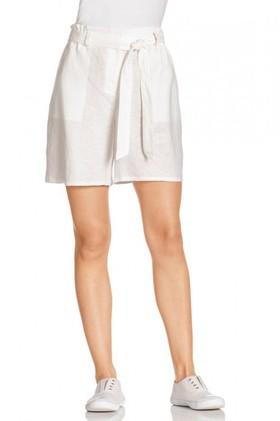 Capture-Linen-Tie-Waist-Shorts on sale