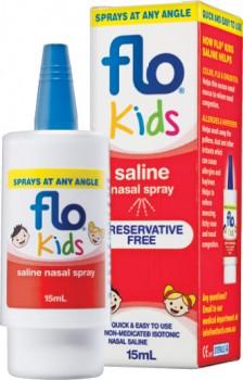 Flo-Kids-Saline-Nasal-Spray-15mL on sale