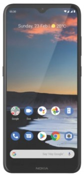 Nokia-5.3-with-Android-One-64GB-Charcoal on sale