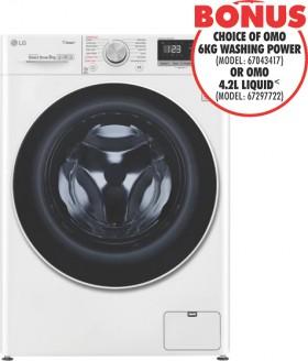 LG-9kg-Front-Load-Washer on sale
