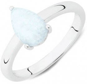 Ring-with-Created-Opal-in-Sterling-Silver on sale