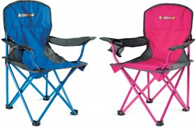 OZtrail-Junior-Camping-Chair on sale
