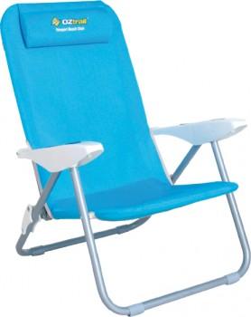 OZtrail-Newport-Beach-Chair on sale