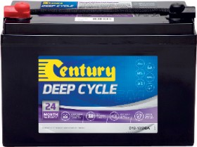 Century-Deep-Cycle-AGM-Battery-105XDA on sale