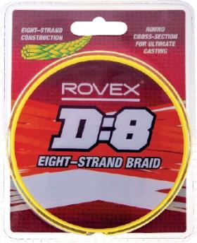 Rovex-D8-Braid-150YD on sale