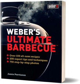Webers-Ultimate-Barbecue on sale