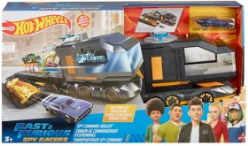 Hot-Wheels-Fast-Furious-Spy-Racers-Hauler on sale