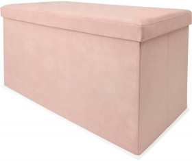 Pink-Velvet-Storage-Box on sale