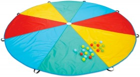 Parachute-with-Balls on sale