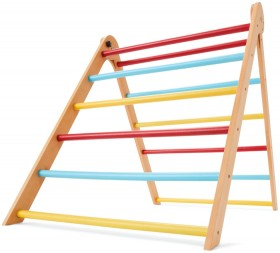 NEW-Wooden-Ladder on sale