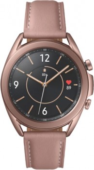 NEW-Samsung-Galaxy-Watch3-Bluetooth-41mm-Bronze on sale