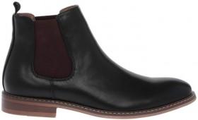 Blaq-Fitzroy-Boot-in-Black on sale