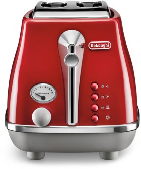 Delonghi-Icona-Capitals-Collection-Tokyo-2-Slice-Toaster on sale