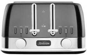 Sunbeam-New-York-Collection-4-Slice-Toaster-in-Dark-Stainless on sale