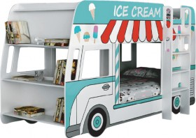 NEW-Scoops-Bunk-Bed on sale