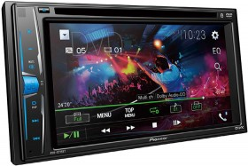 Pioneer-6.2-200W-AV-Bluetooth-Receiver-with-DVD-Playback on sale